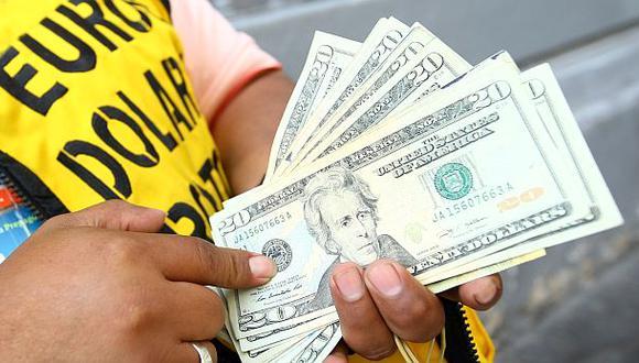Tipo de cambio cierra la semana en cotización histórica. (Foto: Archivo El Comercio)