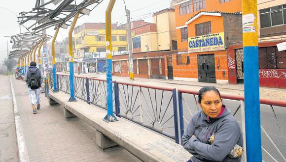 Corredor SJL-Brasil: el Rímac se opone al inicio de pruebas