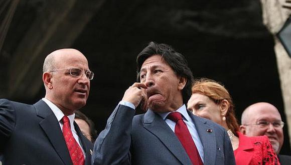 Avraham Dan On fue jefe de seguridad del expresidente Alejandro Toledo. (Foto: GEC)