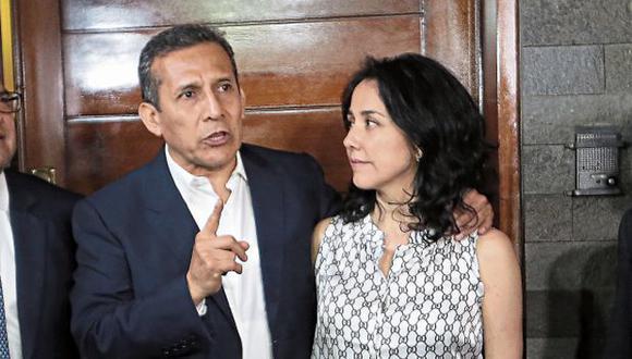 La recusación que plantearon Humala y Heredia contra el juez Concepción será resuelta por la Primera Sala de Apelaciones. (Foto: Alessandro Currarino/ El Comercio)