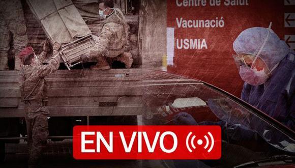 Últimas noticias del coronavirus Covid-19 EN VIVO y EN DIRECTO hoy sábado 04 de abril de 2020. Minuto a minuto de lo que pasa en España, Estados Unidos, Italia y el mundo | Foto: GEC