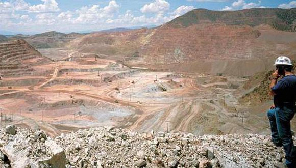 Experto señala que minería sería el principal aportante para esa zona del país. (Foto: GEC)