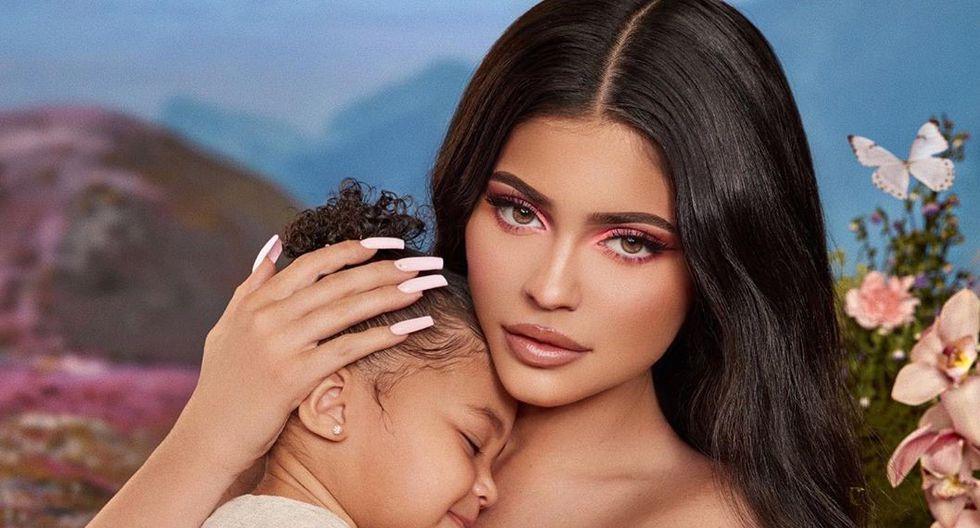Kylie Jenner se roba el corazón de sus seguidores con nueva publicación. (Foto: Instagram)