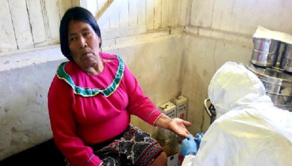 Las intervenciones también se realizaron en comunidades nativas de las cuatro provincias de Ucayali.