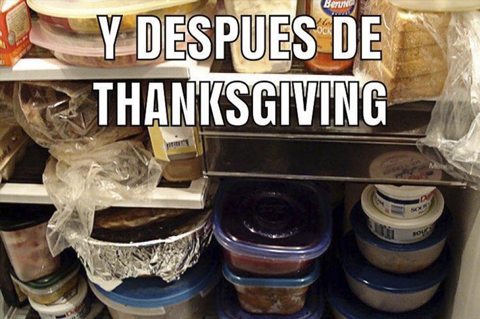 Los mejores memes del Día de Acción de Gracias 2019, Thanksgiving 2019 en inglés. (Facebook)