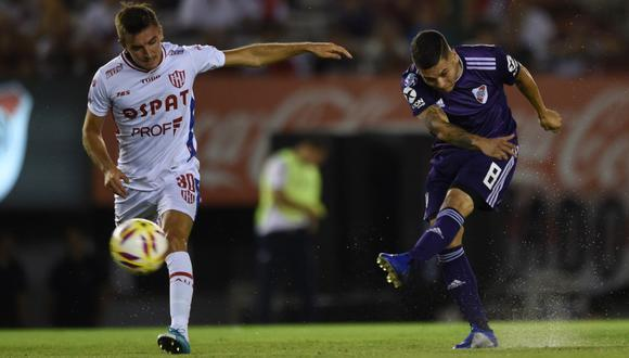 River Plate vs. Unión de Santa Fe EN VIVO vía TNT Sports: 0-1 en el Estadio Monumental. | Foto: River Plate