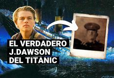 Conoce la verdadera historia de J. Dawson que estuvo en el Titanic