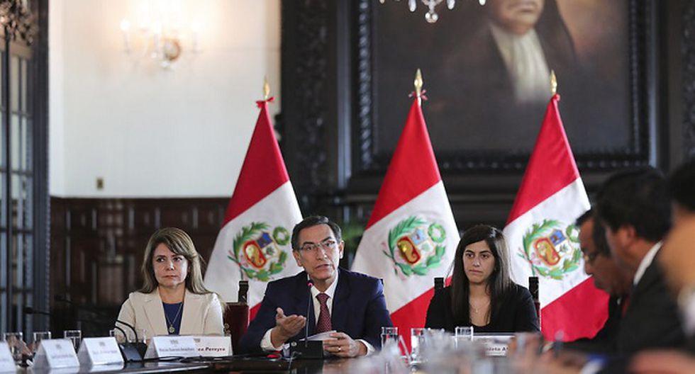 La gestión del gobierno ha fallado también en lo relativo a su propio tema esencial, la anticorrupción: careció de una estrategia efectiva e inteligente contra tan formidable enemigo, Odebrecht. (Foto: Presidencia Perú)
