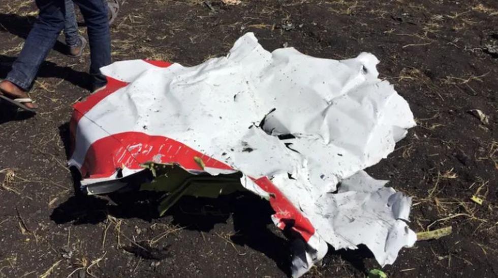 Accidente del Boeing 737 de Ethiopian Airlines | Las primeras fotos de la tragedia aérea. (Reuters)