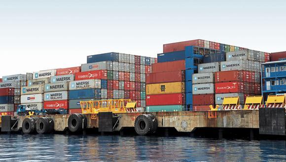 Las exportaciones volvieron a caer en mayo. (Foto: Diana Chávez | GEC)