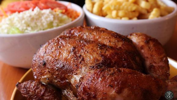 El local reúne el pollo a la brasa, los tragos, los postres y más. (Primos Chicken Bar)