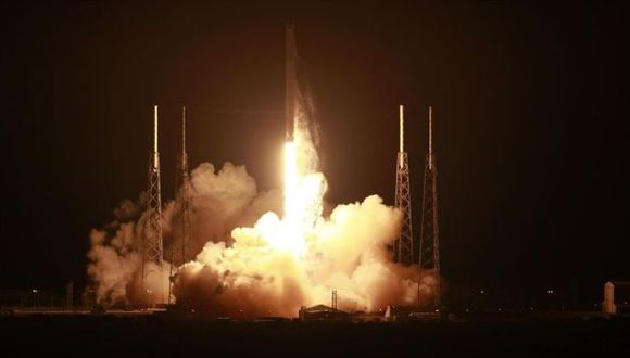 Space X falló en su intento de reciclar cohetes espaciales