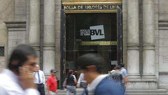 Bolsa de Valores de Lima rinde menos que la de Atenas en el año