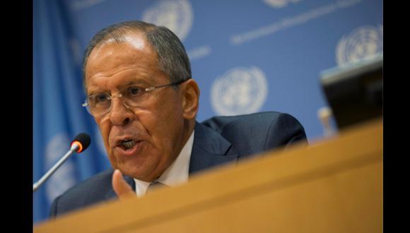 Rusia tilda de arrogantes a Estados Unidos y la Unión Europea