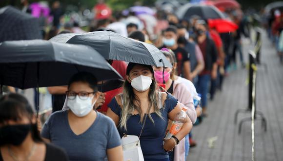 Coronavirus en México   Últimas noticias   Último minuto: reporte de infectados y muertos hoy, martes 3 de agosto del 2021   Covid-19. (Foto: Reuters).