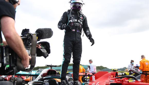 Lewis Hamilton fue el mejor en el circuito de Barcelona, sexta carrera de la temporada en la Fórmula 1. (Foto: AFP)
