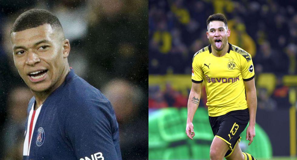 Champions League 2020: aquí te contamos qué canal de TV transmite Dortmund vs. PSG este martes 18 de febrero. (Foto: AFP)