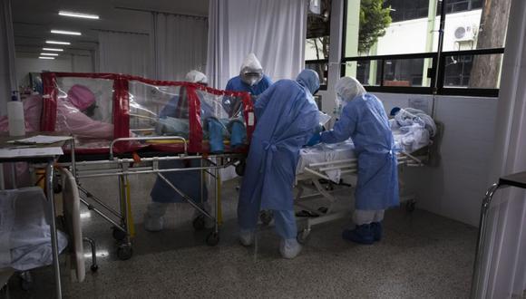 Coronavirus en México | Últimas noticias | Último minuto: reporte de infectados y muertos hoy, sábado 05 de diciembre del 2020 | Covid-19 | (Foto: AP/Marco Ugarte).