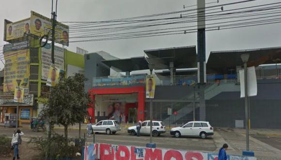 Cineplanet de Comas fue clausurado temporalmente por municipio