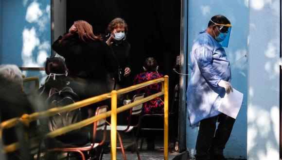 Coronavirus en Argentina | Últimas noticias | Último minuto: reporte de infectados y muertos hoy, viernes 16 de octubre del 2020 | Covid-19 | (Foto: EFE/ Juan Ignacio Roncoroni/Archivo).