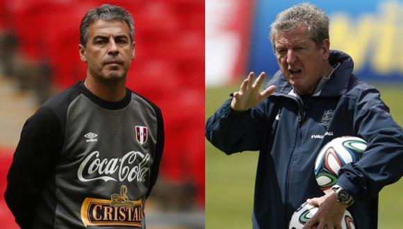 Perú-Inglaterra: alineaciones confirmadas de ambos equipos