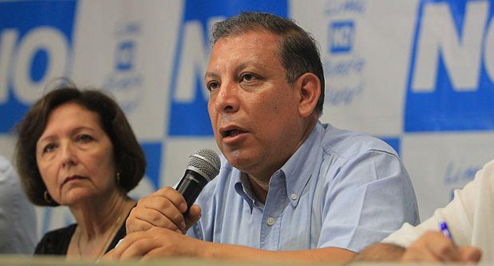 """Marco Arana: """"Queremos una minería que sirva al país"""""""