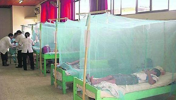 La Libertad: Cuatro hospitales en alerta por casos de dengue
