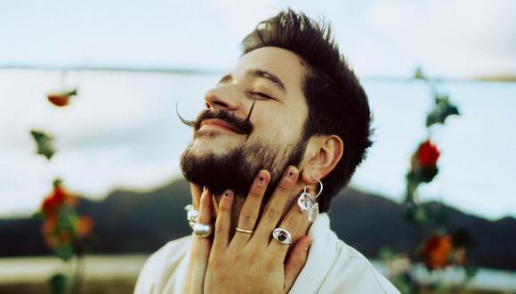 """Camilo estrenó """"Mis manos"""", su segundo álbum. (Foto: @camilo)"""