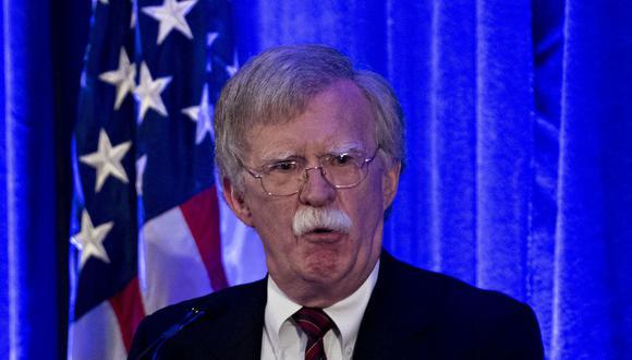 El asesor de seguridad Nacional de la Casa Blanca, John Bolton, amenazará hoy con sanciones a la Corte Penal Internacional (CPI) si decide investigar a Estados Unidos o Israel. (Bloomberg).