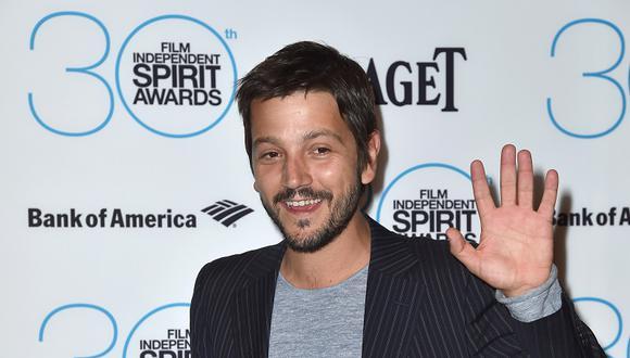 """Diego Luna dijo a Efe que la serie no va de """"buenos o malos"""" sino del """"sistema"""" que permite y explota el narcotráfico. (Foto: EFE)"""