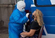 Uruguay tiene la tasa de contagios diarios de coronavirus más alta del mundo y la gente exige medidas más duras