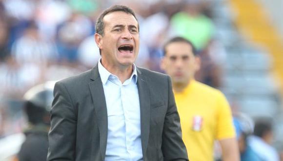 """Sanguinetti: """"De mi equipo espero concentración y agresividad"""""""