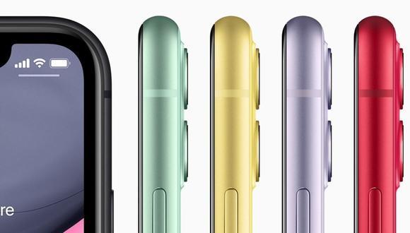 El próximo teléfono de la compañía Apple, que podría conocerse como iPhone 12, se lanzará este mes de octubre. (EuropaPress/Apple).