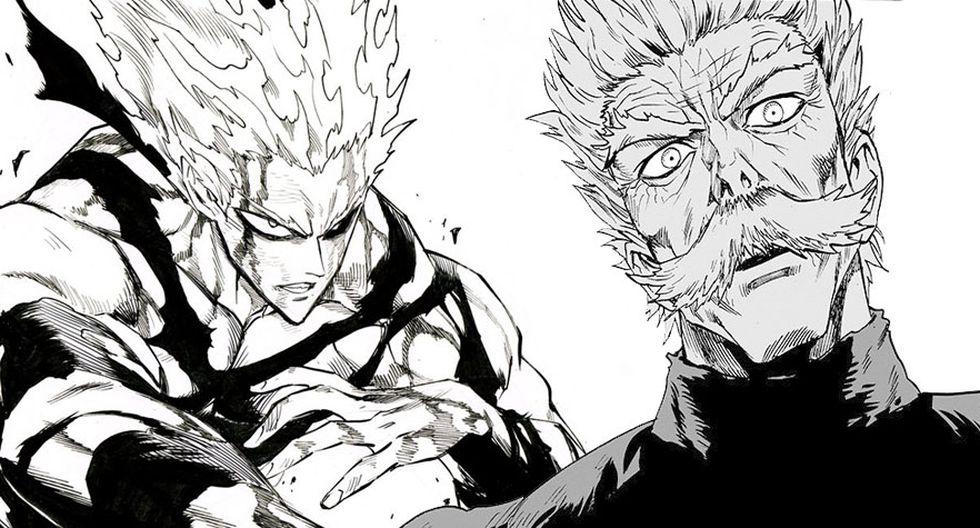 One Punch Man: ¿por qué Garou se alejó del maestro Bang? (Foto: One Punchg Man Manga / J.C. Staff)