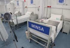Apurímac: inauguran centro temporal de salud para atender a pacientes con COVID-19