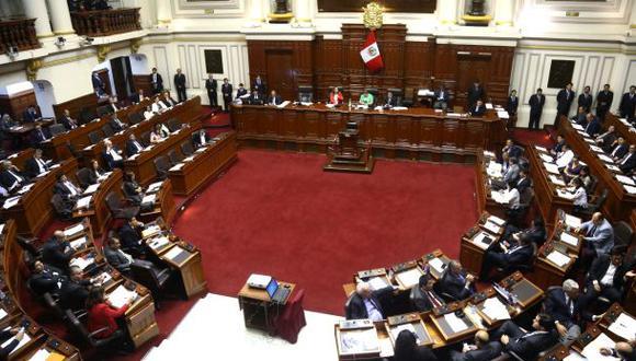 Congreso descontó más de S/ 33 mil por inasistencias - 1