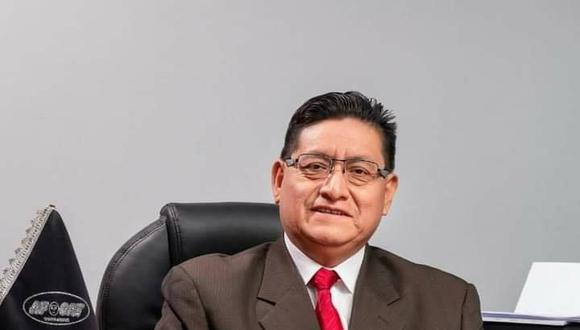 Líder Saavedra era candidato al Congreso por APP. (Foto: Facebook)