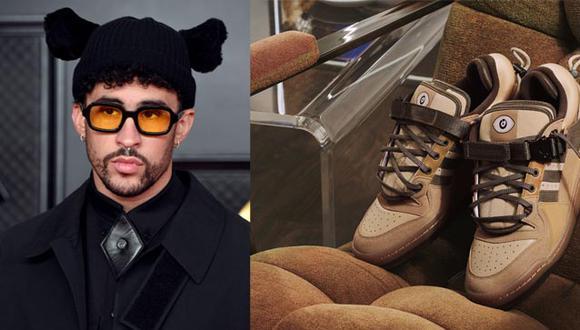 Bad Bunny y adidas Originals colaborarán en una serie de lanzamientos de productos durante las próximas temporadas. (Foto: EFE, Adidas)