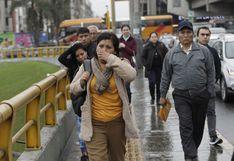 Lima registrará una temperatura mínima de 13°C HOY jueves 17 octubre del 2019, según Senamhi