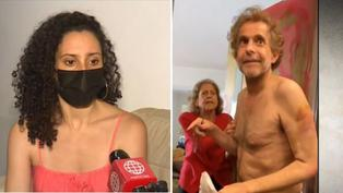 "Danna Ben Haim opina que Jaime Cillóniz es un ""peligro"""