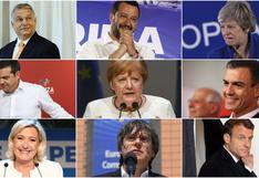¿Quiénes ganaron y quiénes perdieron tras las elecciones al Parlamento Europeo?