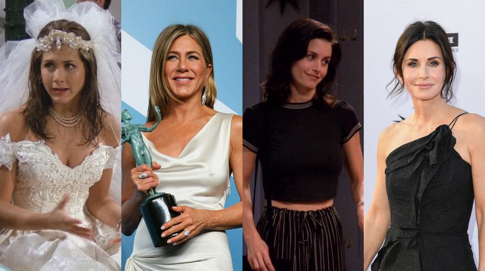 Estrellas como Jennifer Aniston, Courteney Cox, Christina Applegate y más fueron las verdaderas bellezas de la televisión cuando aparecieron por primera vez en la pantalla chica. (Fotos: NBC/ Jean Baptiste Lacroix y Valerie Macon para AFP)