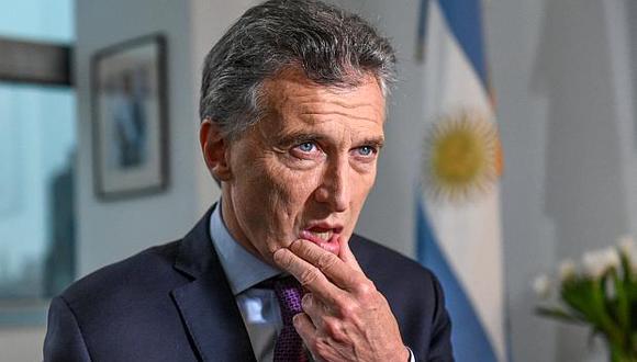 El dato de crecimiento de la economía en Argentina en junio es el peor resultado desde julio de 2009. La oposición cuestiona al presidente Mauricio Macri. (Foto: Reuters)