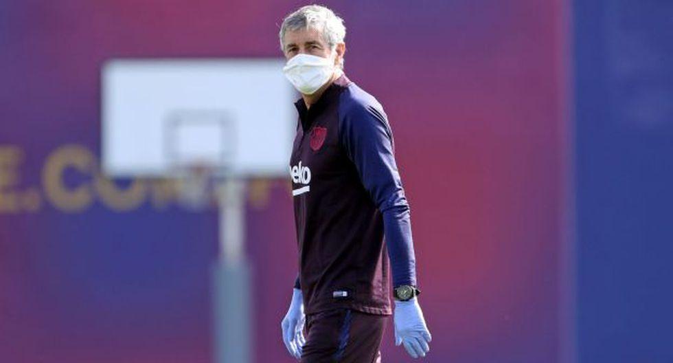 El entrenador de Barcelona no tendría problema ante una vuelta del jugador brasileño al equipo y no dudó en elogiarlo. (Foto: AFP)