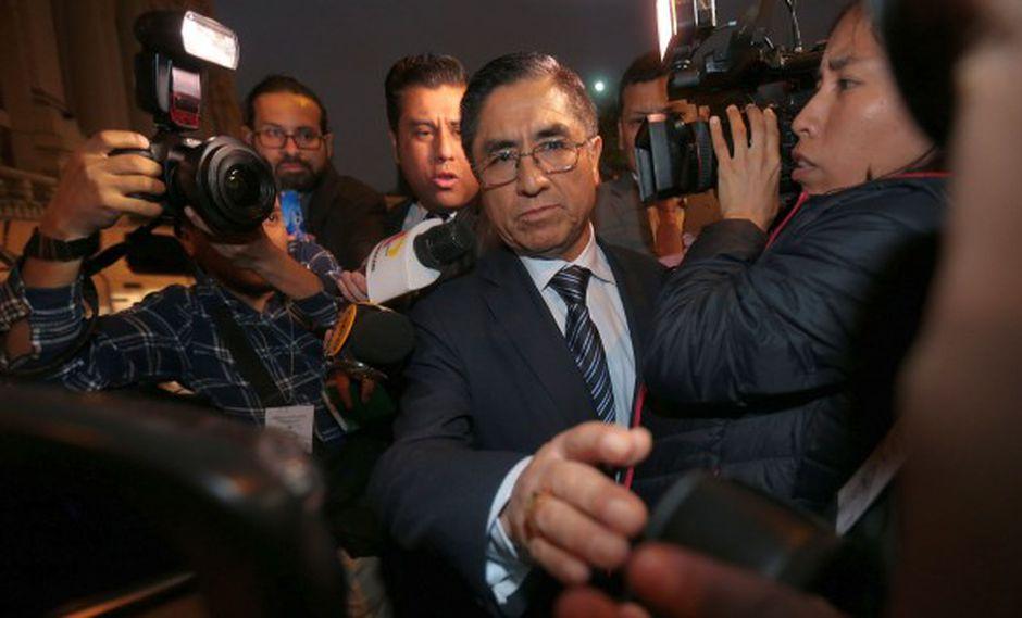 Exjuez supremo César Hinostroza afronta un proceso de extradición en España, donde en primera instancia ha sido aprobada. (Foto: GEC)