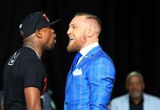 Floyd Mayweather se burló en redes sociales de Conor McGregor tras su derrota por KO