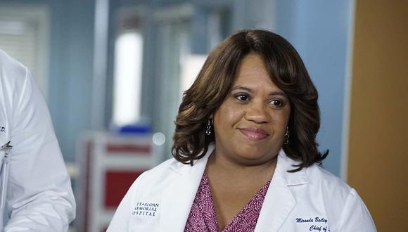 La actriz Chandra Wilson interpreta a Miranda Bailey en el exitoso drama médico de ABC (Foto: Grey's Anatomy / ABC)