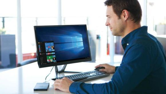 Esta PC con Windows 10 se conecta a cualquier dispositivo
