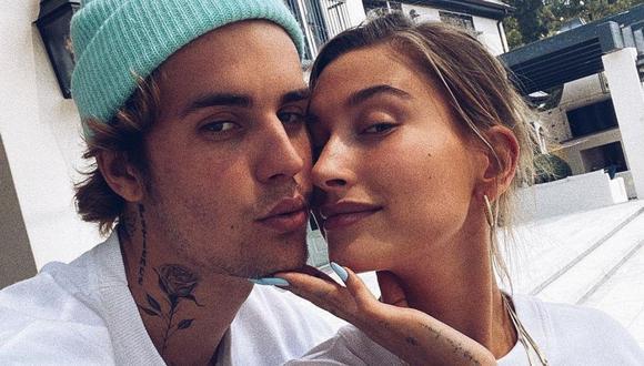 Justin Bieber mostró su emoción por el cumpleaños de su esposa Hailey Bieber, quien celebró 24 años. (Foto: Instagram / @justinbieber).