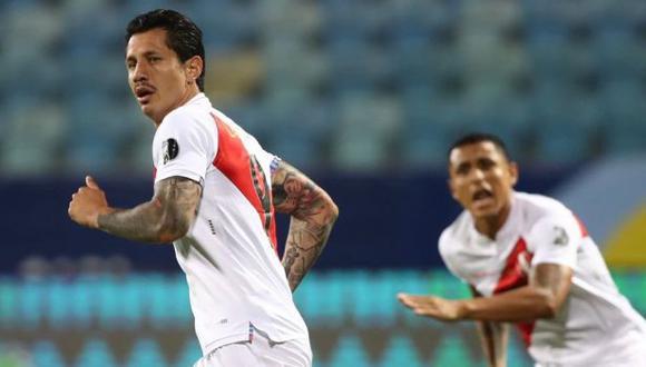 Tras su primer gol: Gianluca Lapadula expresó su felicidad con una foto del  recuerdo | Copa América | nczd | DEPORTE-TOTAL | EL COMERCIO PERÚ